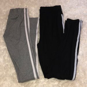 Two Rue21 tights lot